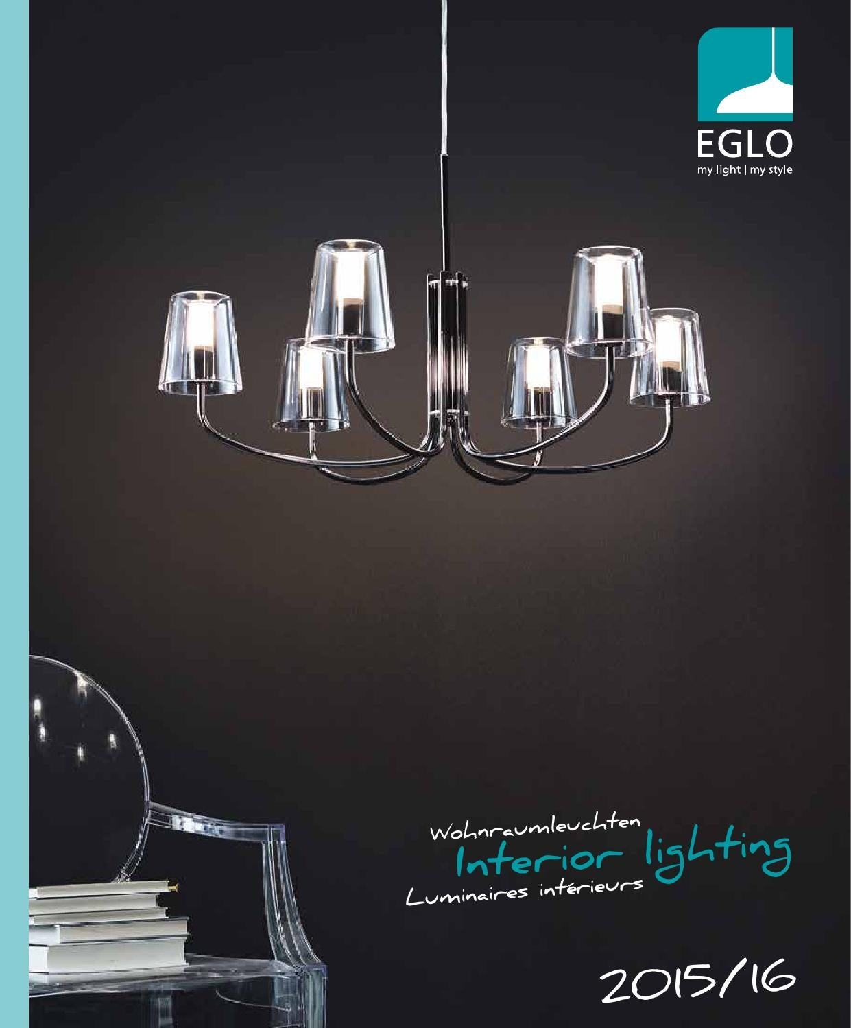 Eglo interior lighting 2015 16 part1 by .ua issuu