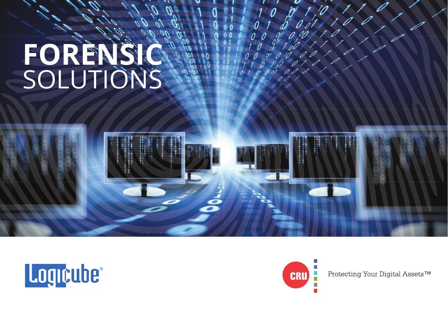 Forensic Solutions By Stebis Bv Issuu