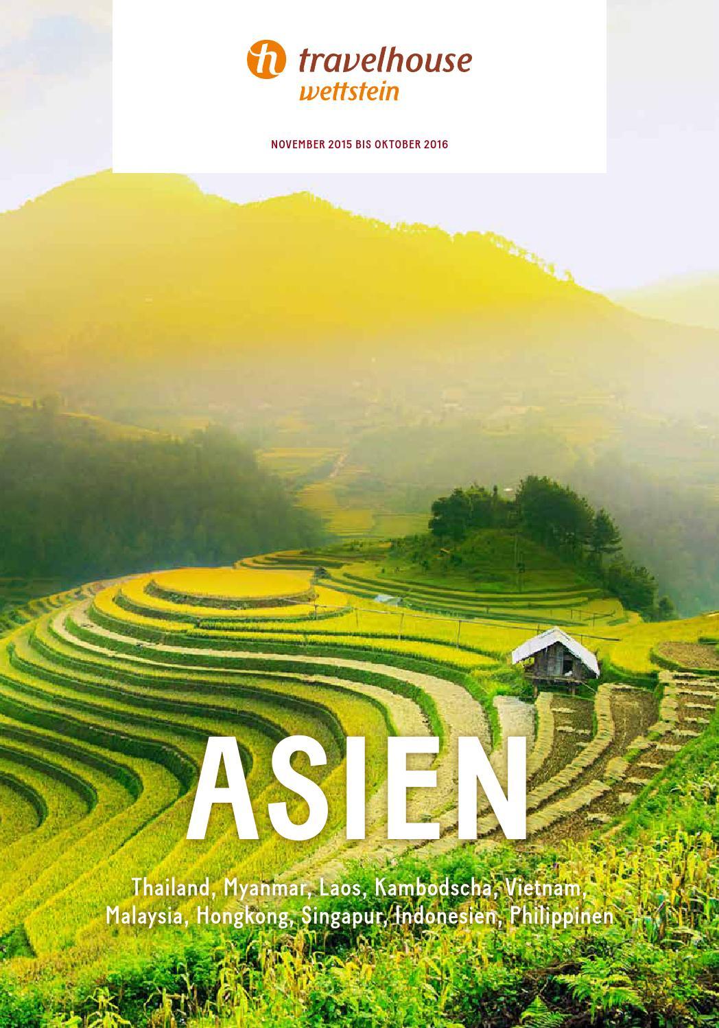 Travelhouse Asien - November 2015 bis Oktober 2016 by Hotelplan ...