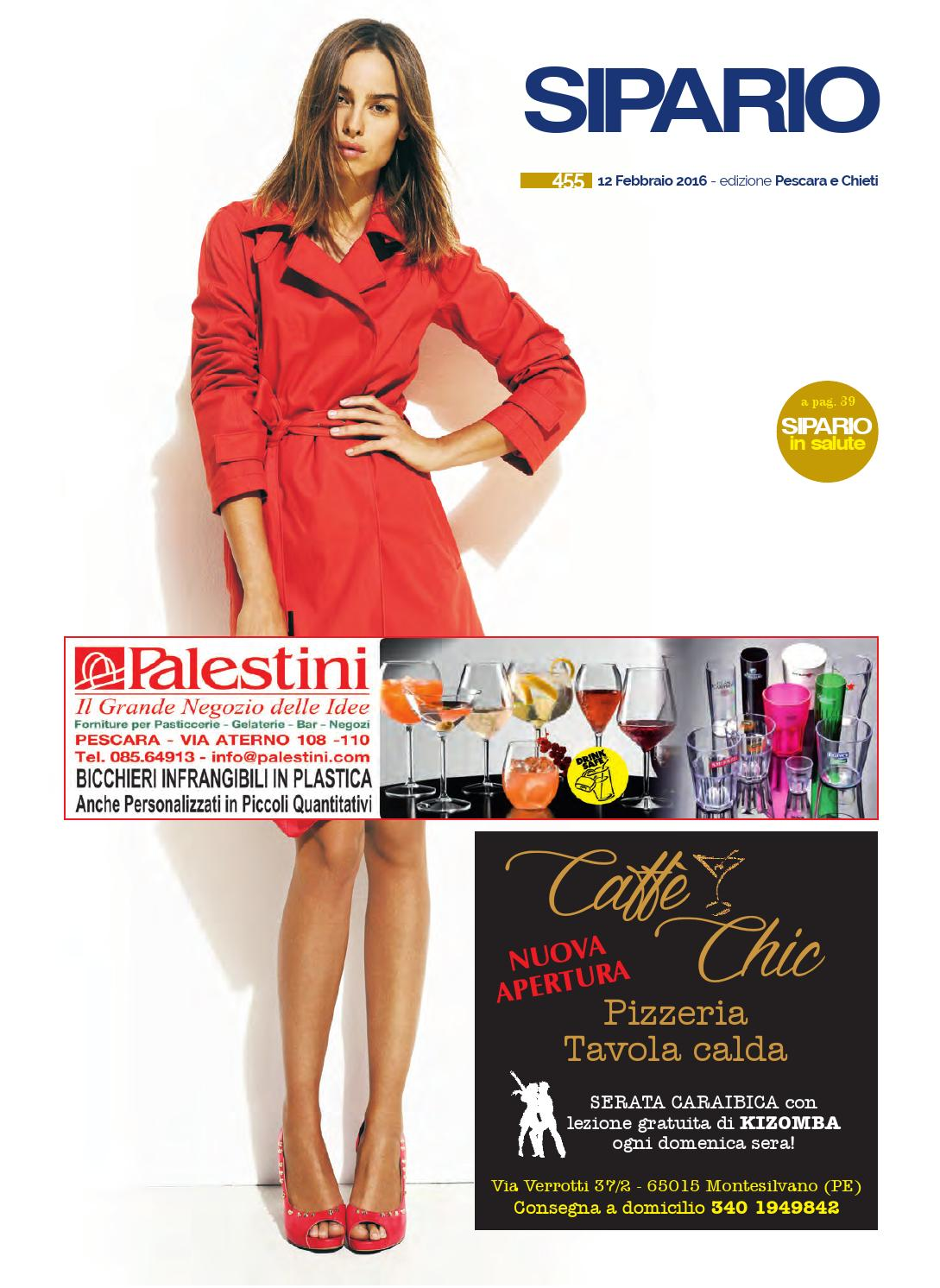 Sipario Pescara Chieti febbraio 2016 by Publipress srl - issuu c4b2e1b6e23