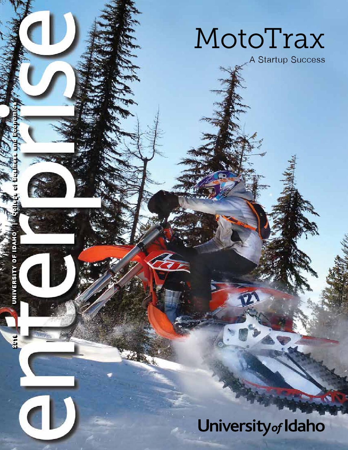 2016 enterprise magazine by the university of idaho issuu