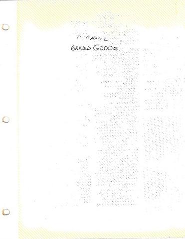 Claire Cahill Cookbook by Kelli McKenna - issuu