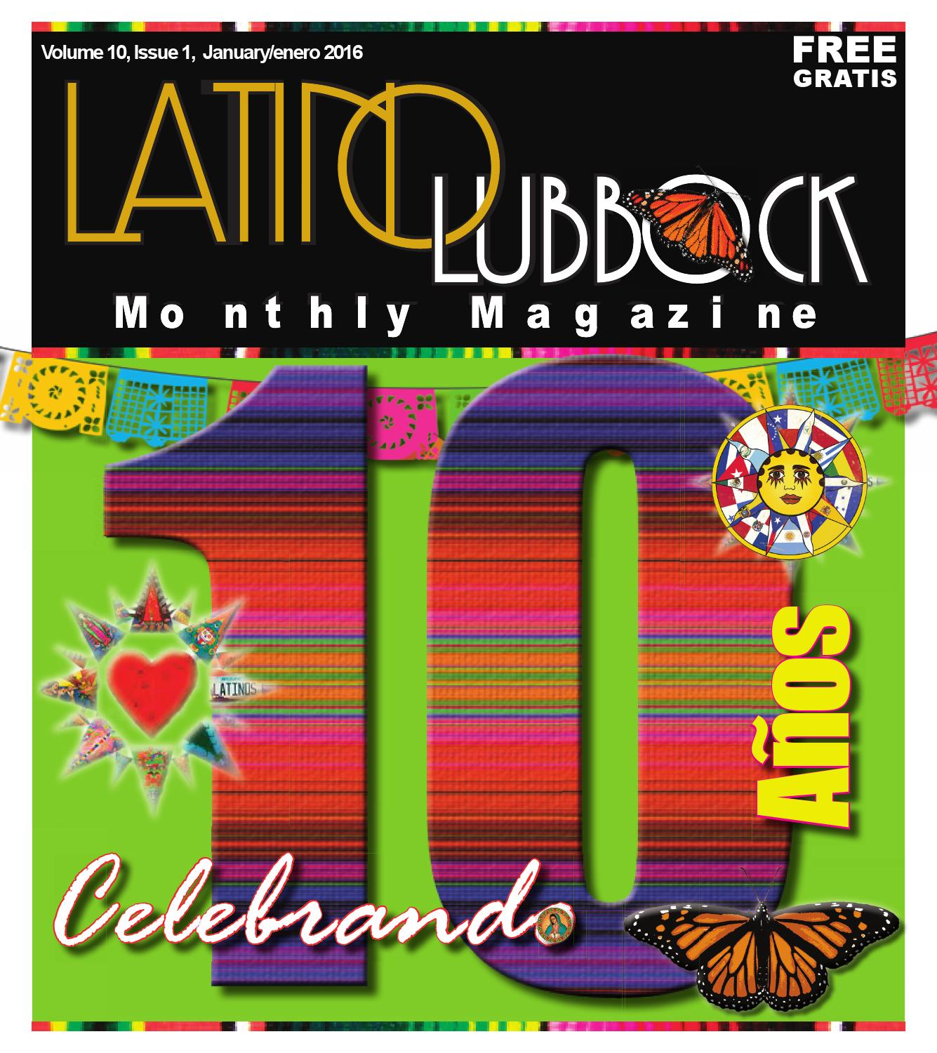 January Latino Lubbock Vol 10, Issue 1 by Christy Martinez-Garcia ...