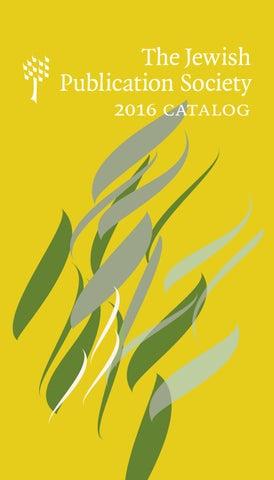 The Jps 2016 Catalog By University Of Nebraska Press Issuu