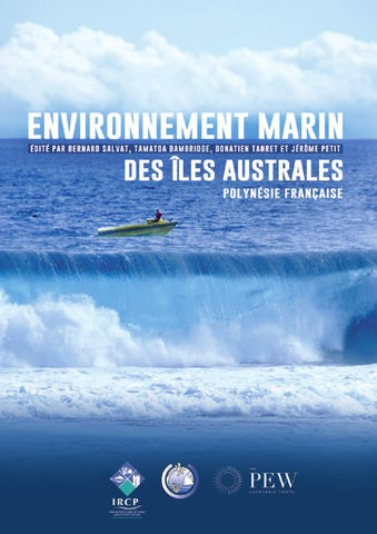 ba01754ed2adbe Environnement marin des Îles Australes, Polynésie françcaise. IRCP ...