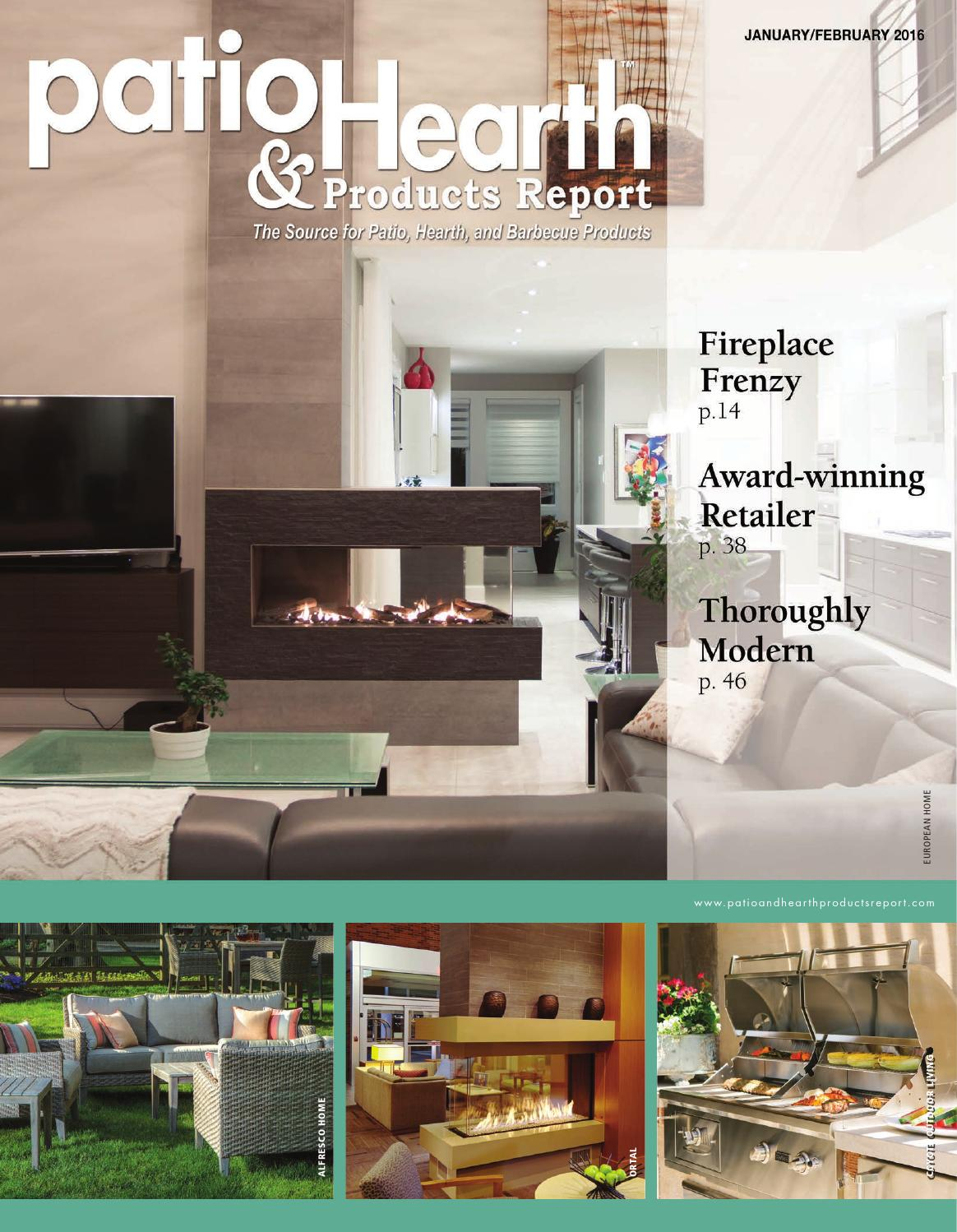 High Quality Patio U0026 Hearth Product Report January/February 2016 By Peninsula Media    Issuu