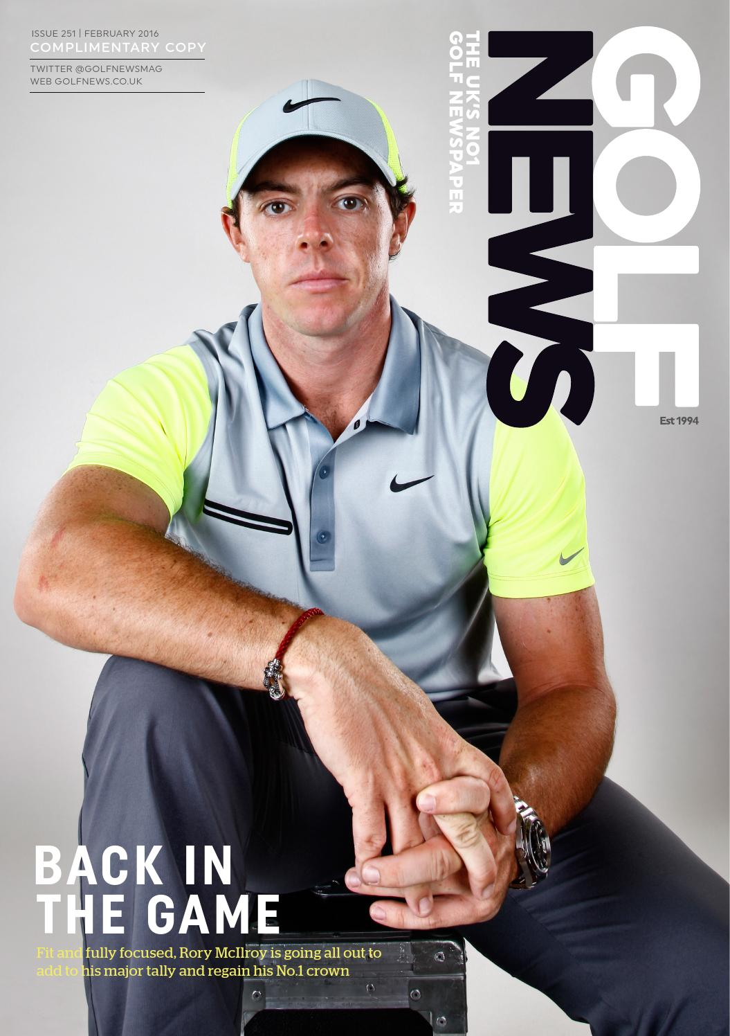 636507fa GolfNews February 2016 by Golf News - issuu