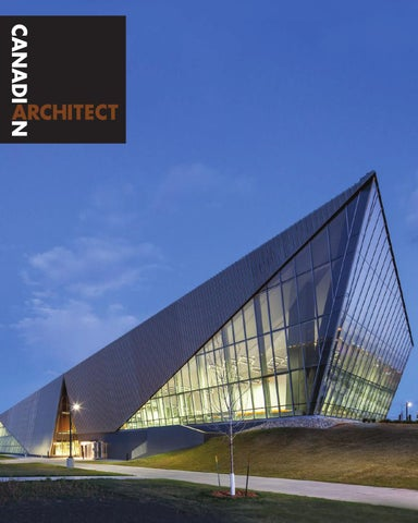 canadian architect july 2015 by iq business media issuu