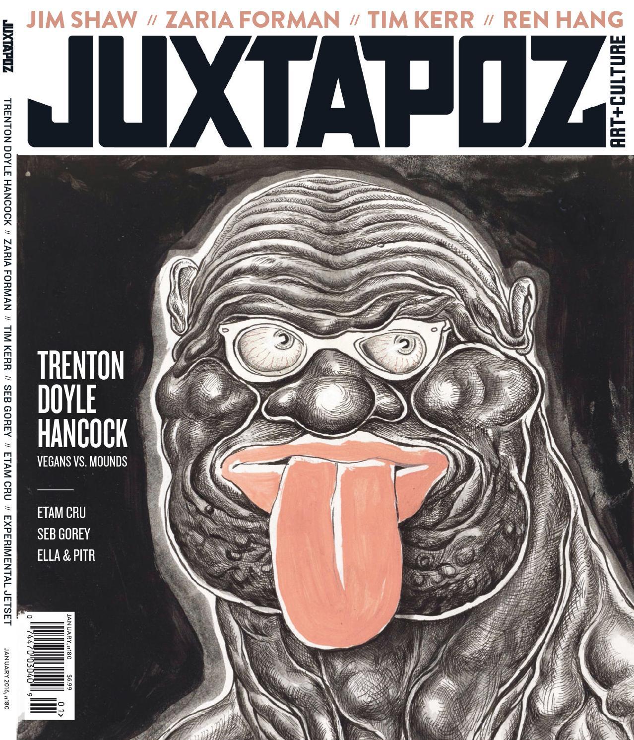 Juxtapoz Art & Culture (June 2016)
