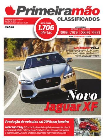 Primeiramão    Classificados    Ano 35    Nº 4729 São Paulo, de 11 a 17 de  fevereiro de 2016 9066044c58