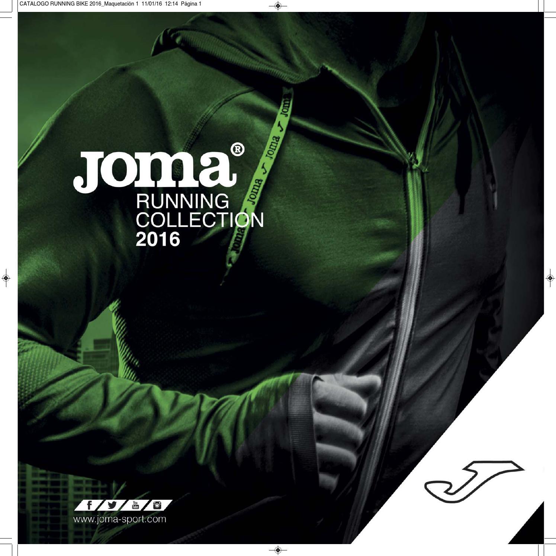 Joma running 2016 by K+M Sport - issuu fb6402d186a