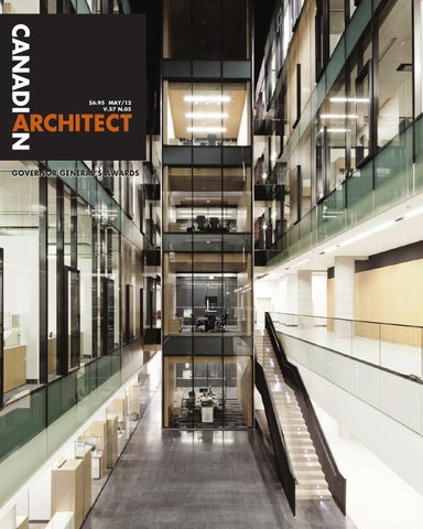 Canadian Architect December 2010 by Annex New LP issuu
