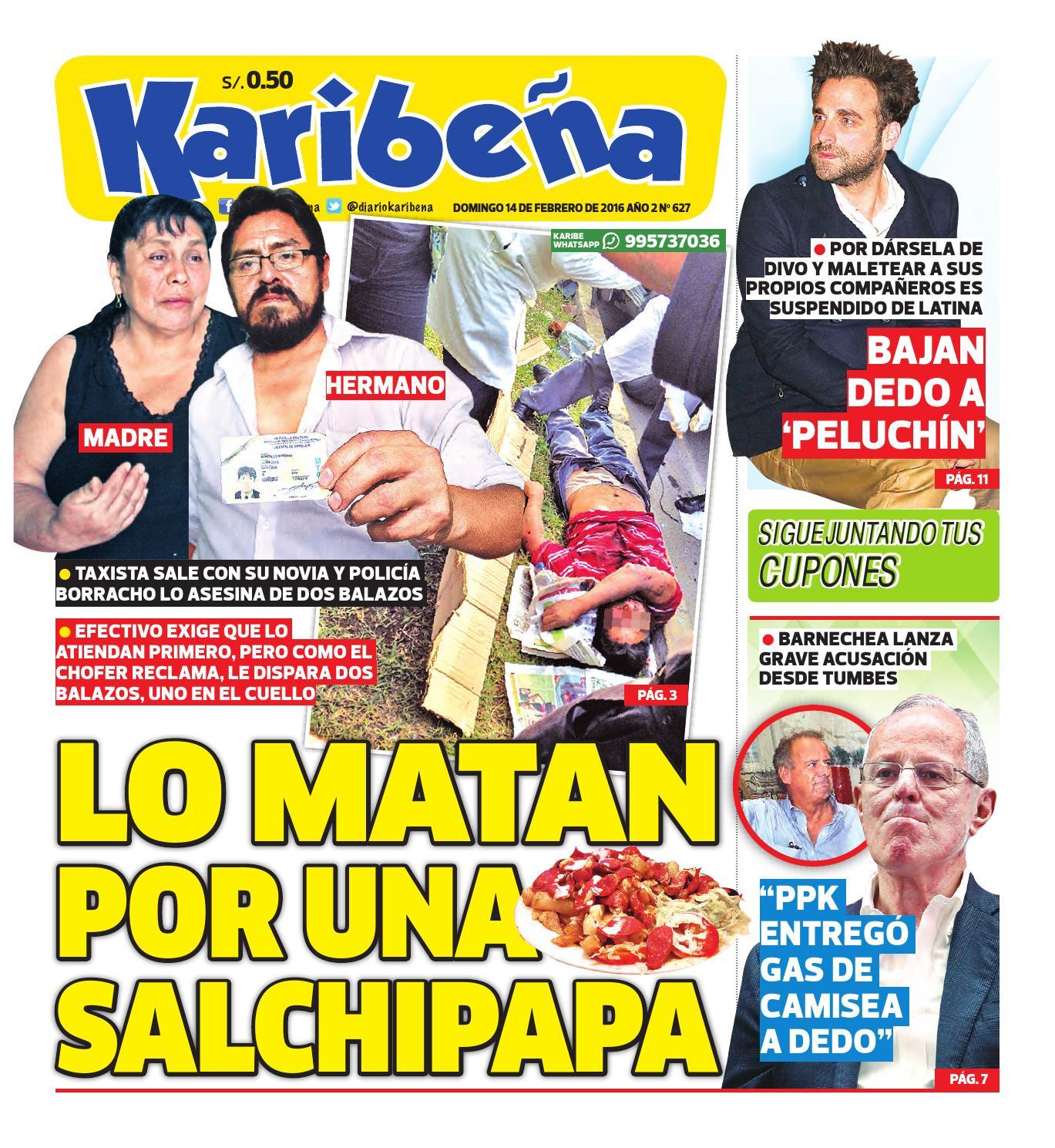 Diario Karibeña by Corporación Universal - Ediciones