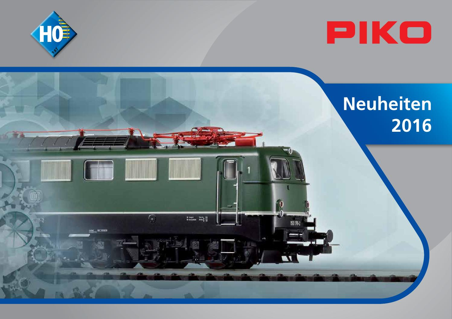 Piko 56256 Stromabnehmer H0 VSH 2 F5 für BR 112//143 H0