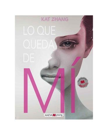 Lo Que Queda De Mi by Jo M - issuu