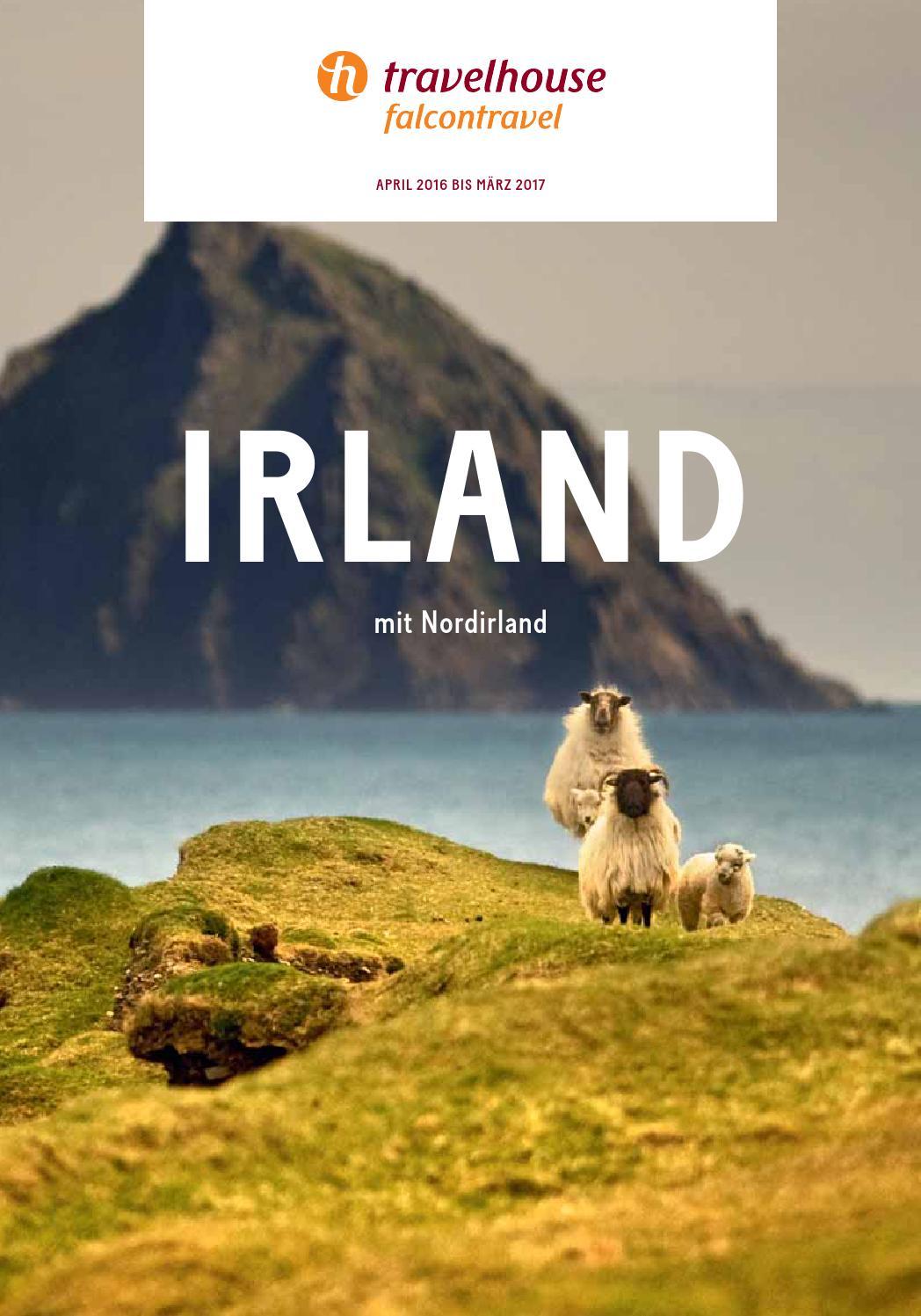 Travelhouse Irland April 2016 bis März 2017 by Hotelplan Suisse ...