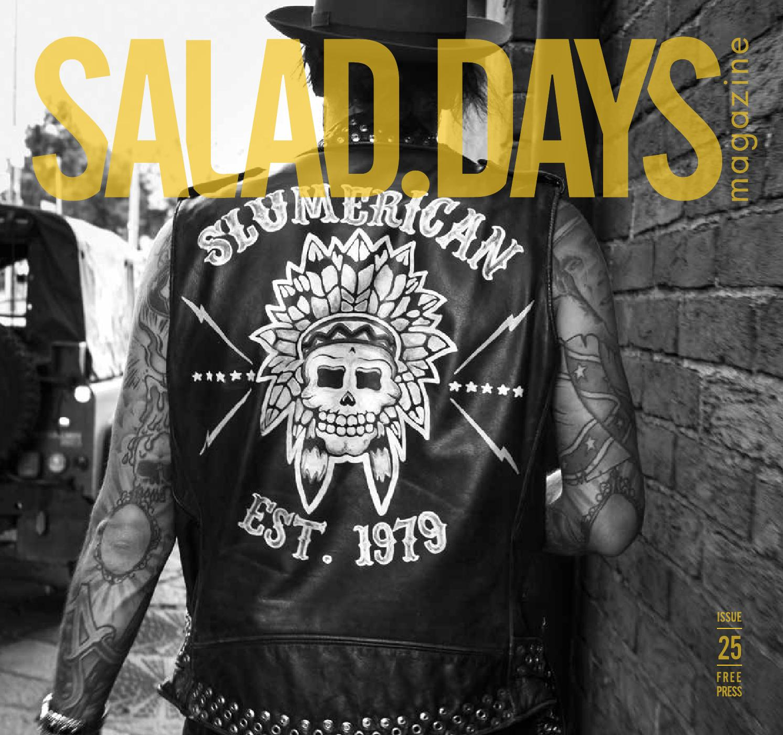 Salad Days Magazine #25 by Salad Days Magazine issuu
