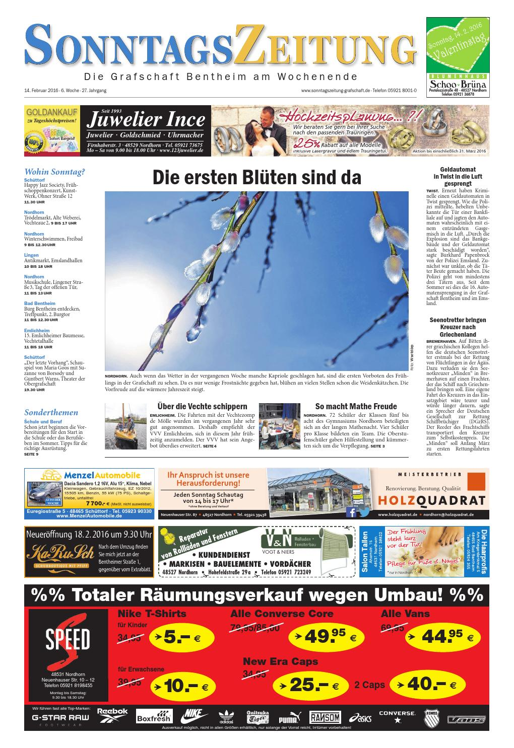 Sonntagszeitung 14 2 2016 By Sonntagszeitung Issuu