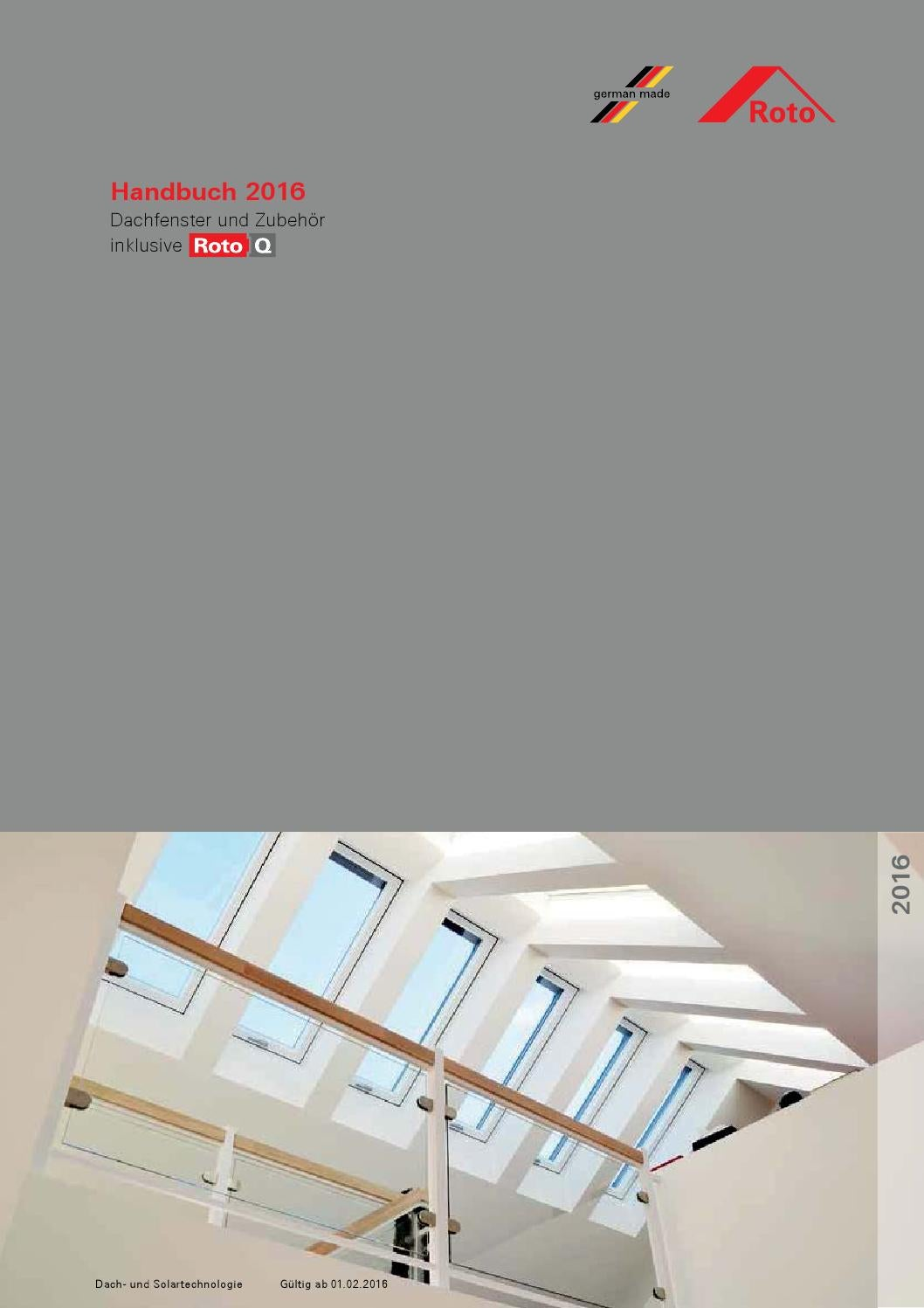 ROTO Handbuch 2016 by Werbeagentur 4c media - issuu