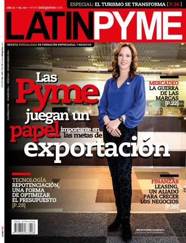 Edición Latinpyme No. 129