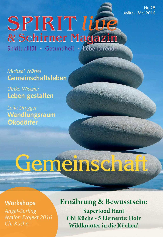Spirit Live Magazin Feb 2016 By Christiane Schoeniger Issuu