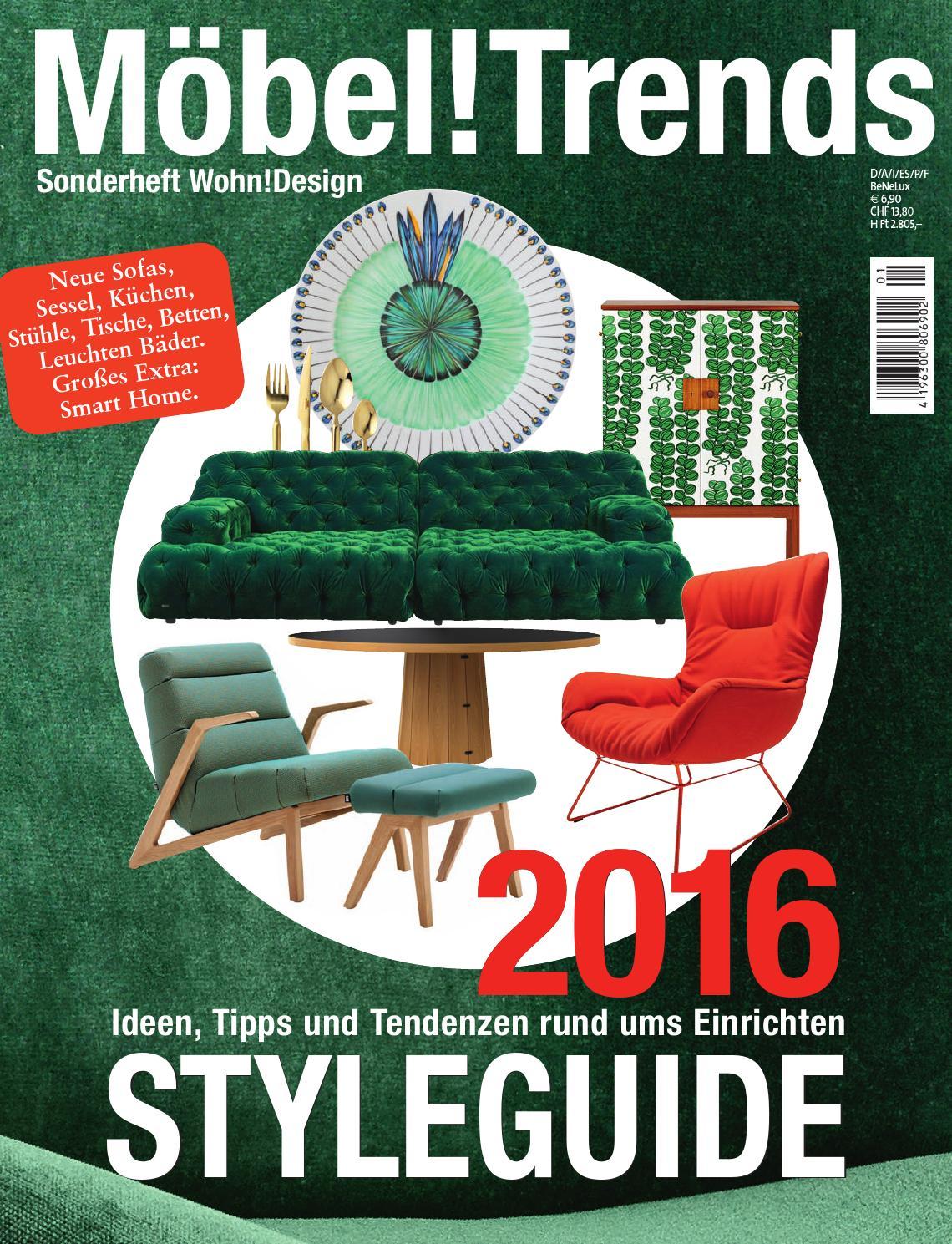 styleguide 2016 by wohn design issuu. Black Bedroom Furniture Sets. Home Design Ideas