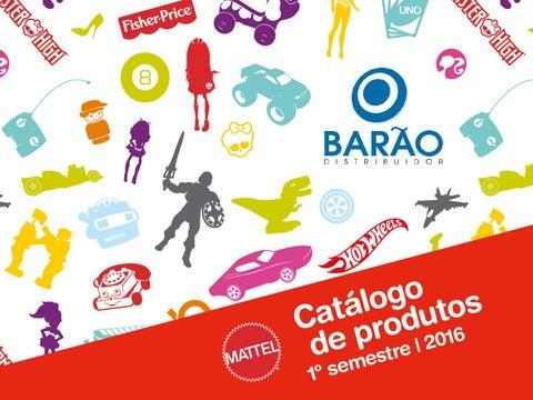 d293a1f26 Catalogo mattel 1 semestre 2016 by baraodistribuidor - issuu