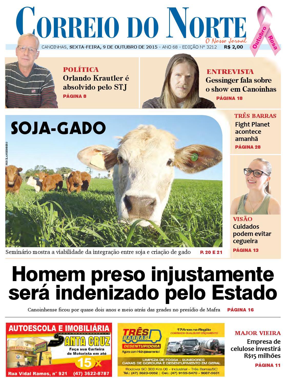 d8eb4526fd Edição 3212 by Jornal Correio do Norte - issuu