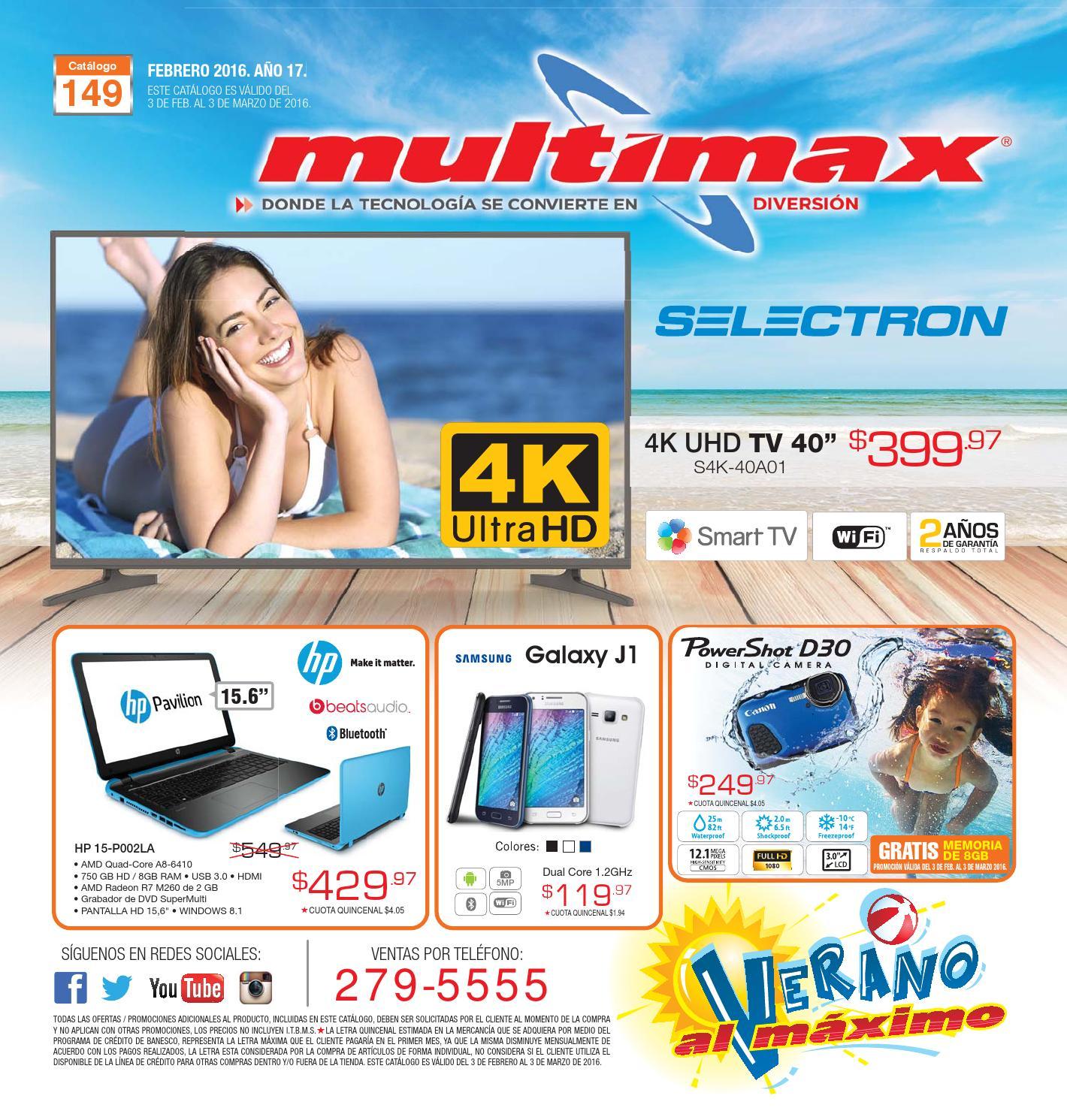 Catalogo de ofertas multimax by interiores estilo issuu - Hogarium catalogo de ofertas ...