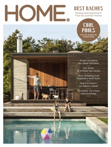 Home Nz December 2015 January 2016 By Home Nz Issuu - Spend-hot-summers-and-views-in-a-beach-house-designed-by-parsonson-architects