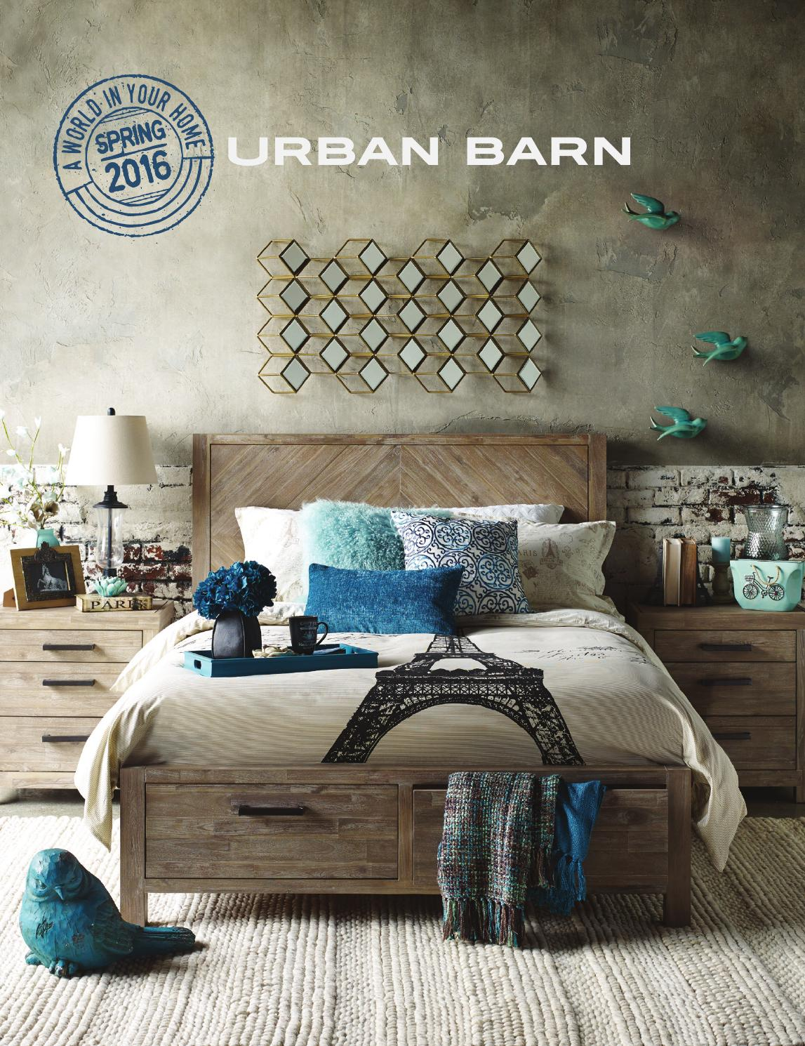 Spring 2016 | A world in your home by Urban Barn - issuu