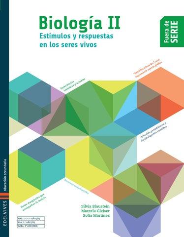 EDELVIVES Biología II - Libro del alumno by Edelvives Argentina - issuu