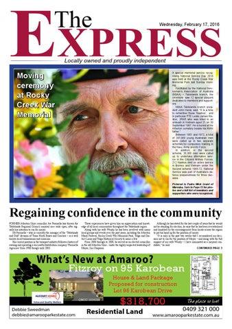 The Express Newspaper 17th February 2016 by Carlo Portella - issuu