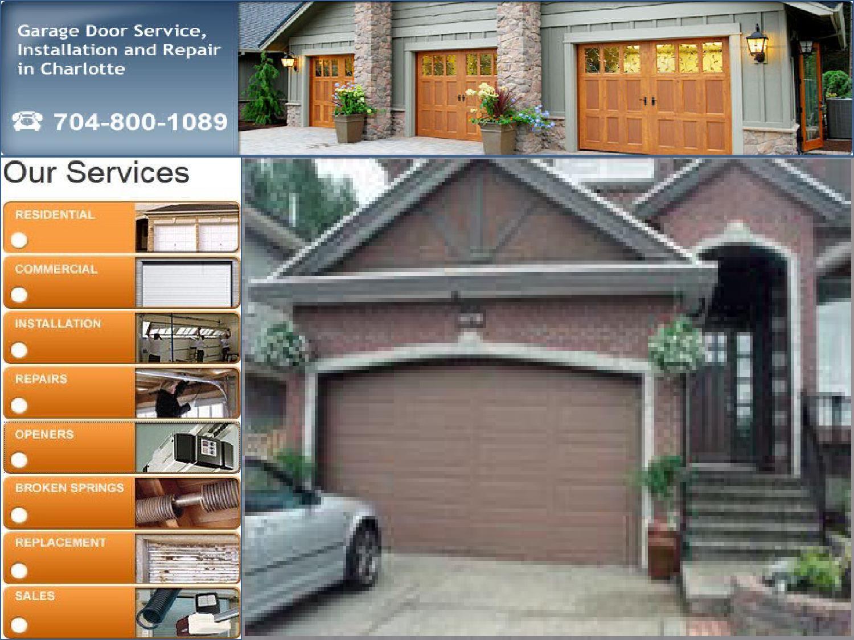 Garage Door Commercial Services By Charlotte Garage Door Issuu