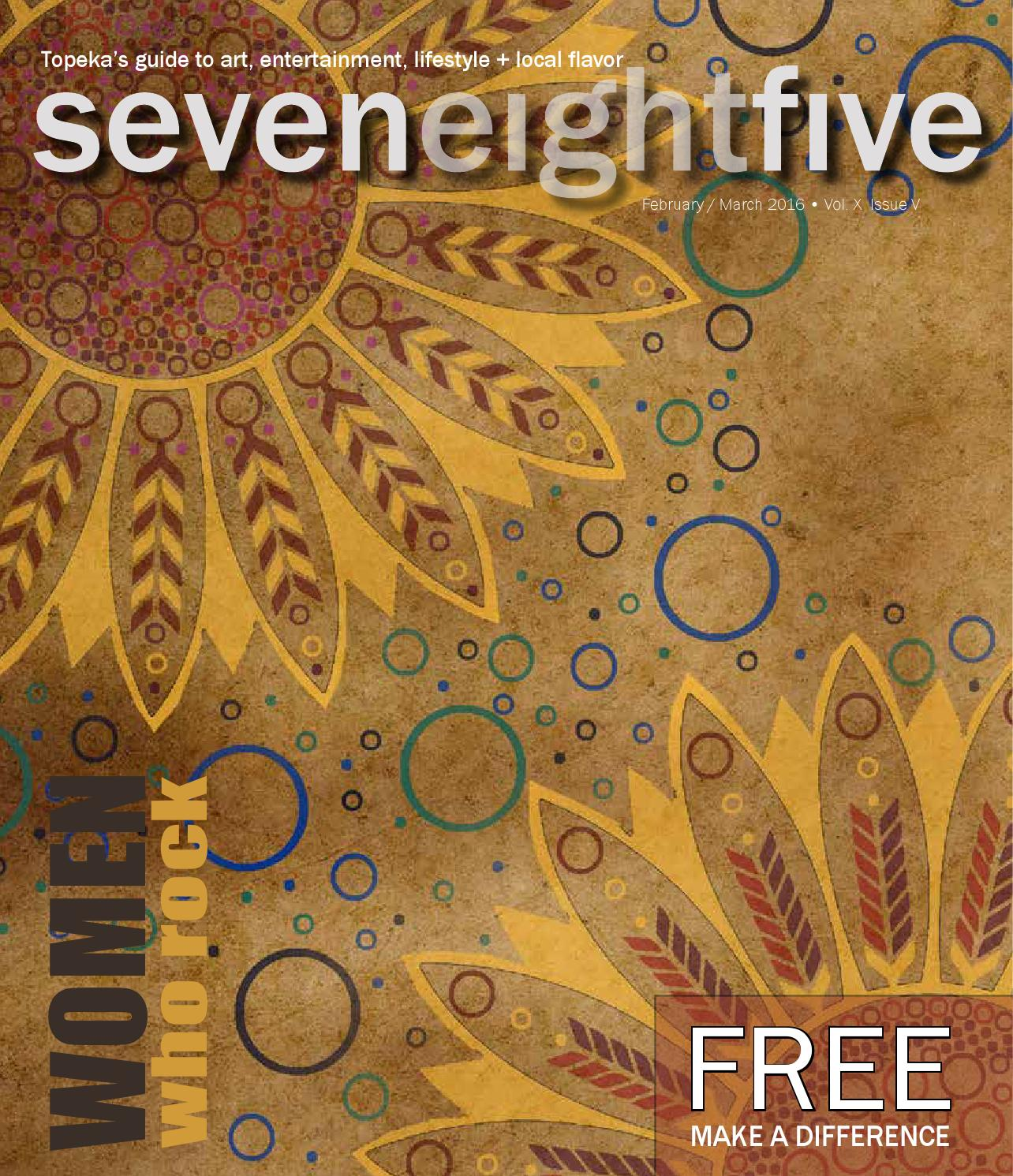 seveneightfive Feb/March 2016 by seveneightfive magazine - issuu
