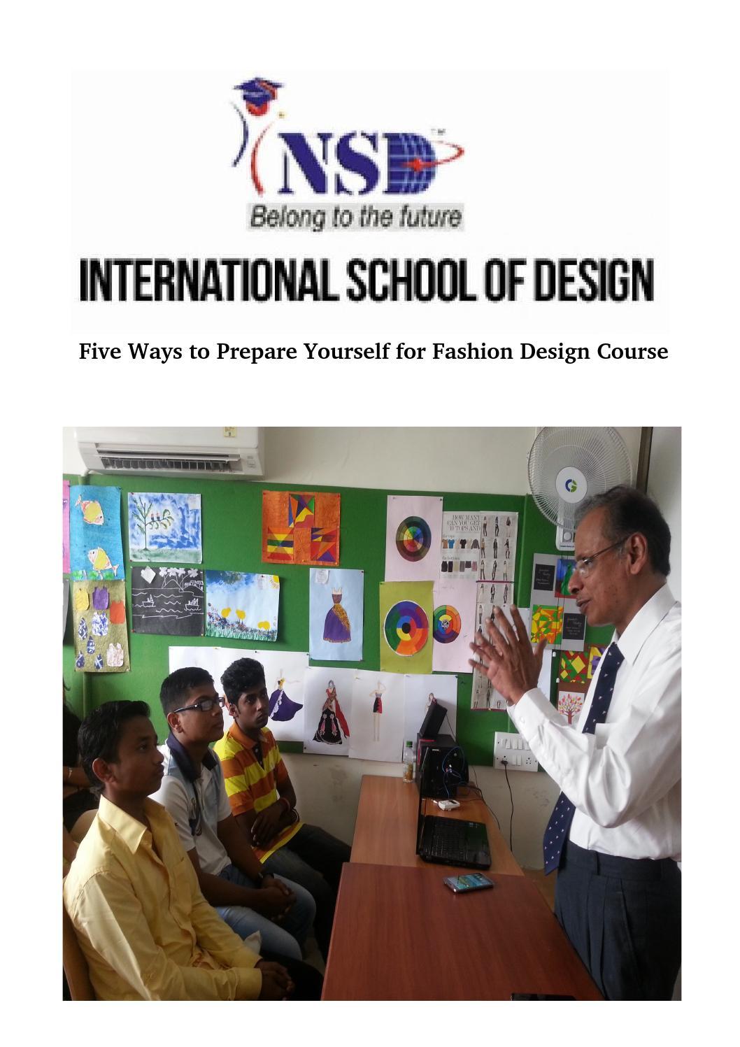Best Fashion Design Course Mumbai Insd Mumbai By Insdmumbai Issuu