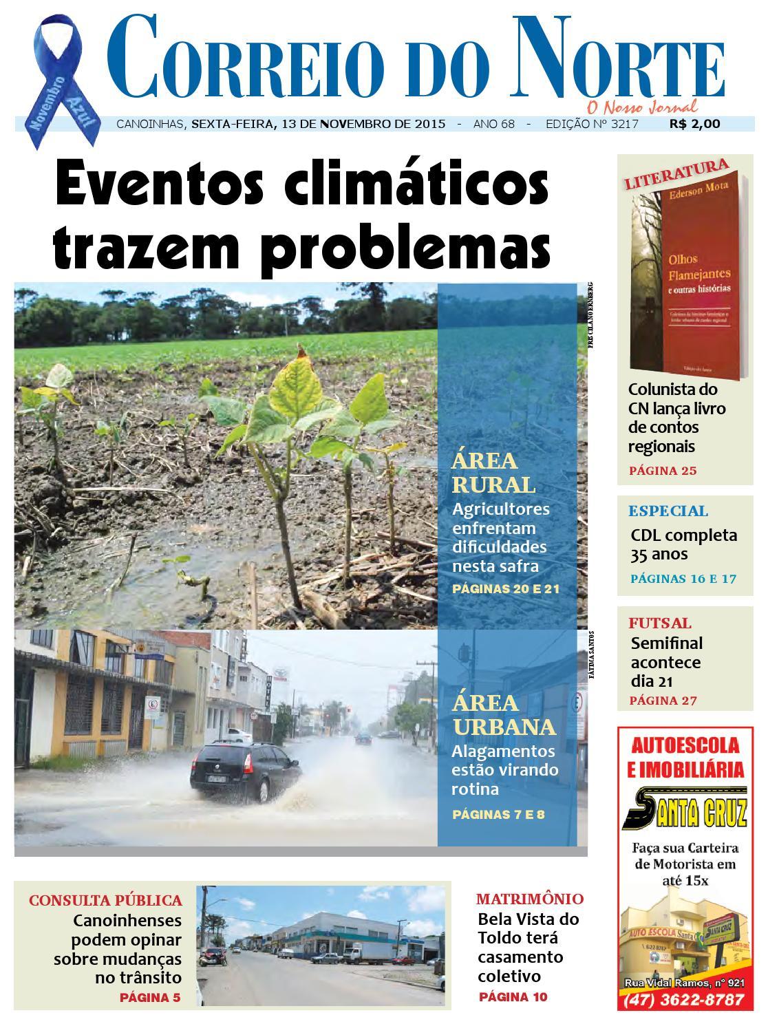 c730564573aee Edição 3217 by Jornal Correio do Norte - issuu