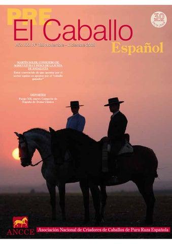 Revista El Caballo Español 2015 N225 By Revista El Caballo Español