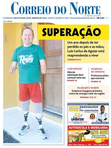 232940ac32 Edição 3225 by Jornal Correio do Norte - issuu