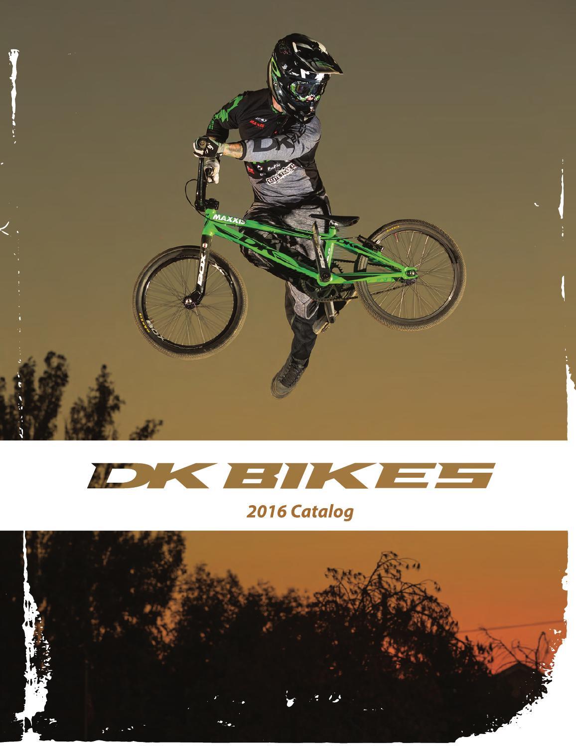 "DK SIX SIX RACE CHROME CHROME 6.6/"" BMX HANDLEBARS"