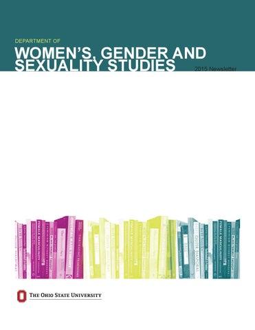 Sexuality studies osu