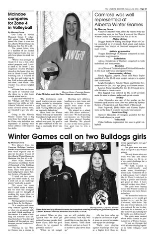 February 16 2016 camrose booster by the camrose booster issuu the camrose booster february 16 2016 page 20 publicscrutiny Image collections