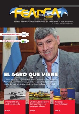 Revista FEARCA N° 12