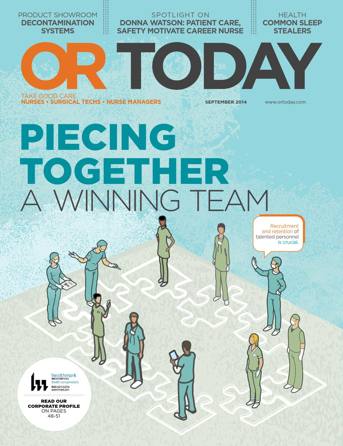OR Today - September 2014 by MD Publishing - issuu