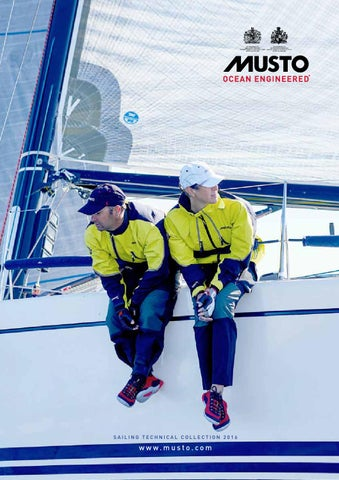d77535c3 Musto katalog 2016 by Aarhus Sea Shop - issuu