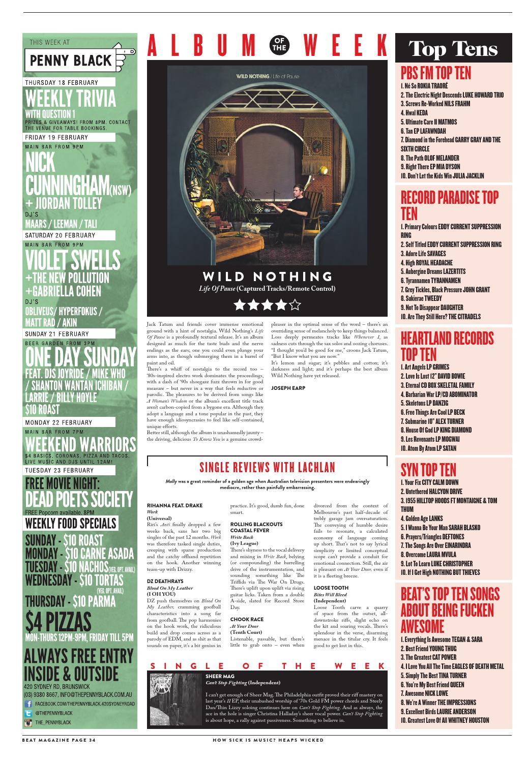 Beat Magazine 1512 by Furst Media - issuu