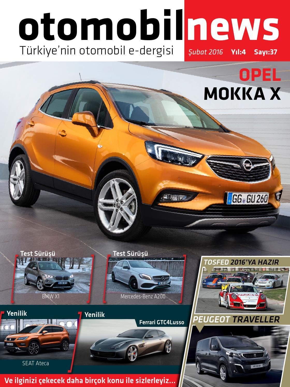 Otomobil News - Şubat 2016 by mehmet erel - issuu