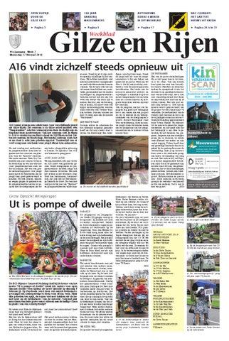 Weekblad Gilze En Rijen 17 02 2016 By Uitgeverij Em De Jong Issuu