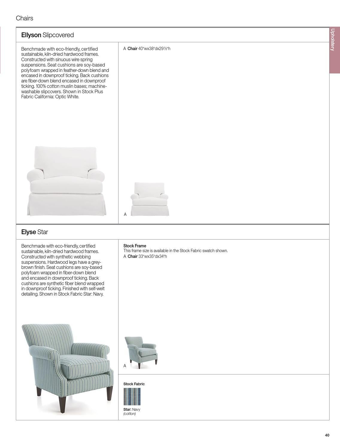 Furniture Resource Guide Spring Summer 2016 by Crate and Barrel ...