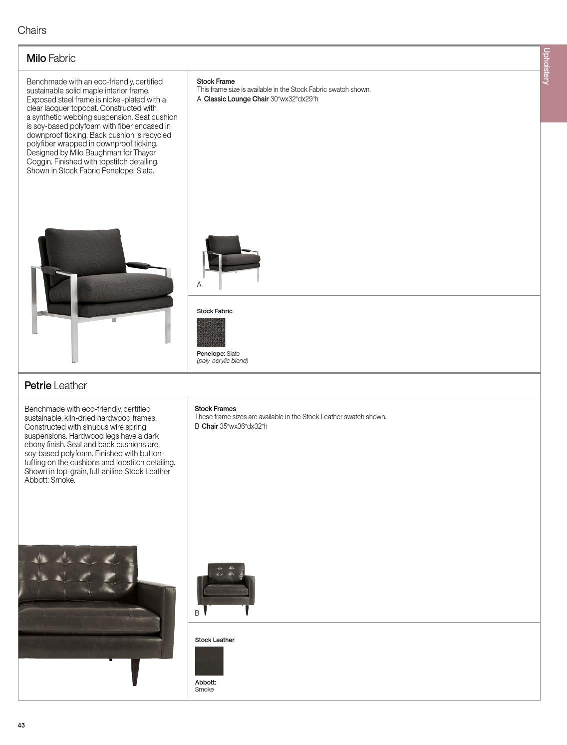 Furniture Resource Guide Spring Summer 2016 by Crate and